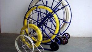 Maintenance of fiberglass duct rodder equipment needs to be based on reliability